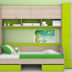 Vaikiškas miegamasis BAL152