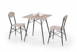 Valgomojo komplektas BH0148 (stalas + 2 kėdės)