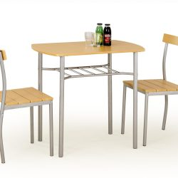 Valgomojo komplektas BH0150 (stalas + 2 kėdės)
