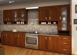 Virtuvės baldų komplektas BH0203
