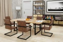Valgomojo stalas BH0105