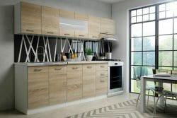Virtuvės baldų komplektas BH0206