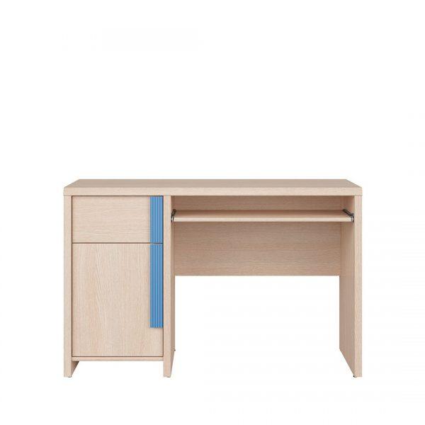 kompiuterio stalas,rašomasis stalas BB0174 šviesus ąžuolas