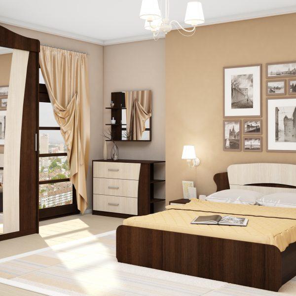 Miegamasis kambarys BA0076
