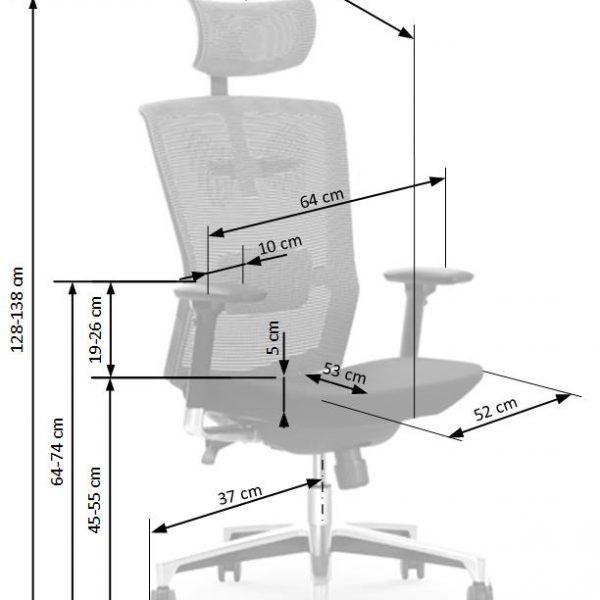 Biuro kėdė BH0739