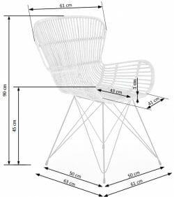 Valgomojo kėdė BH1070