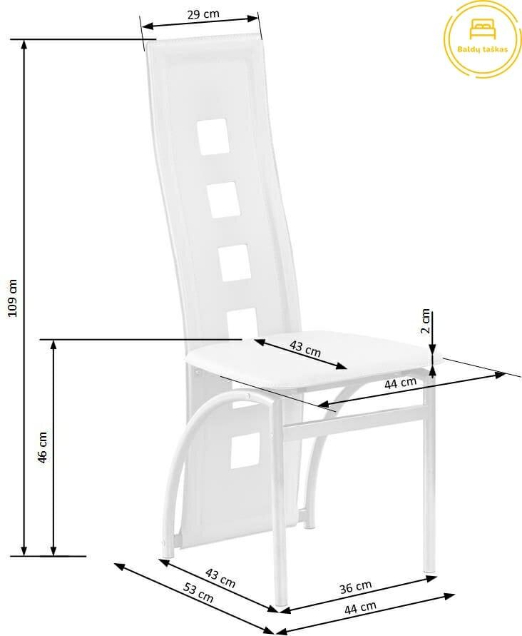 Valgomojo kėdė BH0929