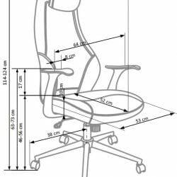 Biuro kėdė BH0876