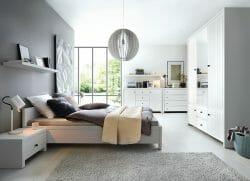 Miegamojo baldų komplektai