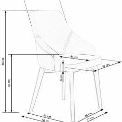 Valgomojo kėdė BH1256